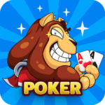 Free Poker Toon Texas Online Card Game 3.2.524 MOD Unlimited Money