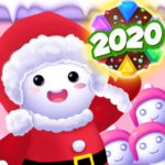 Ice Crush 2020 -A Jewels Puzzle Matching Adventure 3.4.5 MOD Unlimited Money