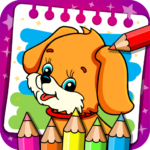 Coloring Learn Animals – Kids Games 1.16 MOD Unlimited Money