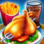 Cooking Express Star Restaurant Cooking Games 2.2.8 MOD Unlimited Money