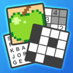 Puzzle Page – Crossword Sudoku Picross and more 3.4 MOD Unlimited Money