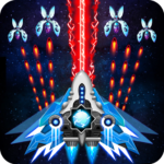 Space shooter – Galaxy attack – Galaxy shooter 1.465 MOD Unlimited Money