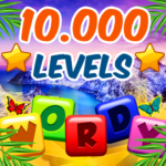Wordy Hunt Collect Word Puzzle Game 1.1.4 MOD Unlimited Money