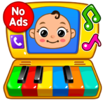 Baby Games – Piano Baby Phone First Words 1.2.2 MOD Unlimited Money