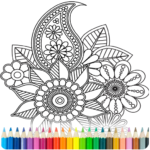 Coloring Book for Adults 7.5.2 MOD Unlimited Money