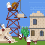 Idle Tower Builder construction tycoon manager 1.1.4 MOD Unlimited Money