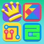 Puzzle King – Puzzle Games Collection 2.1.1 MOD Unlimited Money