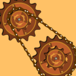 Steampunk Idle Spinner Coin Factory Machines 1.9.3 MOD Unlimited Money