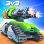 Tanks A Lot – Realtime Multiplayer Battle Arena 2.67 MOD Unlimited Money