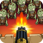 Zombie War Idle Defense Game 17 MOD Unlimited Money