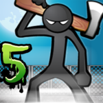 Anger of stick 5 zombie 1.1.34 MOD Unlimited Money