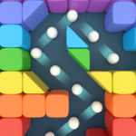 Brick Ball Blast A Free Relaxing 3D Crush Game 1.3.0 MOD Unlimited Money