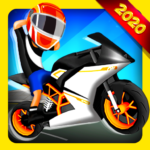 Cartoon Cycle Racing Game 3D 4.3 MOD Unlimited Money