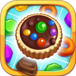 Cookie Mania – Match-3 Sweet Game 2.6.4 MOD Unlimited Money