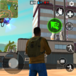Cyber Fire Free Battle Royale Shooting games 2.1.9 MOD Unlimited Money
