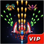 Galaxy Shooter Falcon Squad Premium Varies with device MOD Unlimited Money