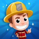 Idle Firefighter Tycoon – Fire Emergency Manager 0.3 MOD Unlimited Money