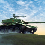 Tank Force Modern Military Games 4.62.1 MOD Unlimited Money