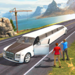 Limousine Taxi Driving Game 1.12 MOD Unlimited Money