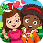 My Town Best Friends House games for kids 1.04 MOD Unlimited Money