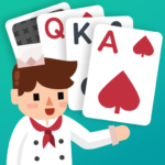 Solitaire Cooking Tower 1.3.4 MOD Unlimited Money