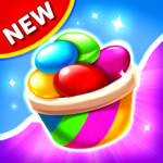 Candy Blast Mania – Match 3 Puzzle Game 1.4.8 MOD Unlimited Money