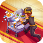 Doorman Story Hotel team tycoon time management 1.7.5 MOD Unlimited Money
