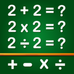 Math Games Learn Add Subtract Multiply Divide 9.1 MOD Unlimited Money