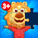 Puzzle Kids – Animals Shapes and Jigsaw Puzzles 1.4.1 MOD Unlimited Money