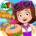 My Town Beach Picnic Free MOD Unlimited Money