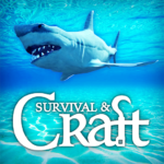 Survival and Craft Crafting In The Ocean 229 MOD Unlimited Money
