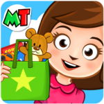 My Town Stores – Doll house Dress up Girls Game MOD Unlimited Money