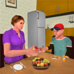 Virtual Mom Simulator Step Mother Family Life MOD Unlimited Money