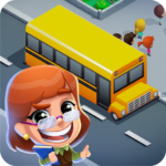 Idle High School Tycoon – Management Game 0.9.0 MOD Unlimited Money
