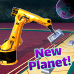 Idle Space Mining 3D 1.2.145 MOD Unlimited Money