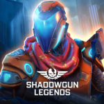 SHADOWGUN LEGENDS – FPS and PvP Multiplayer games 1.0.9 MOD Unlimited Money