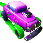 Color Cars – Extreme Flippy World Town Madness 3D 1.0.1 MOD Unlimited Money