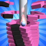 Helix Stack Jump Fun Free Addicting Ball Puzzle 1.7.9 MOD Unlimited Money