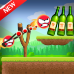 Knock Down Bottles 321 Ball Hit Cans Shoot Down 0.1 MOD Unlimited Money