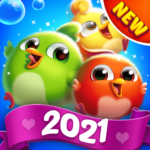 Puzzle Wings match 3 games MOD Unlimited Money