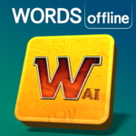 Word Games AI Free offline games 0.7.7 MOD Unlimited Money