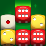 Dice Puzzle 3D-Merge Number game MOD Unlimited Money