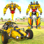 Flying Ghost Robot Car Game Premium Cracked