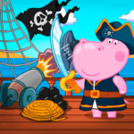 Pirate Games for Kids MOD Unlimited Money