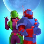 Space Pioneer Action RPG PvP Alien Shooter MOD Unlimited Money