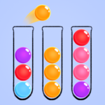BallPuz Ball Color Sorting Puzzle Games MOD Unlimited Money