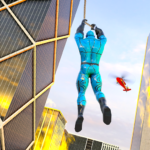 Rope Hero Man Spider Miami City Gangster MOD Unlimited Money